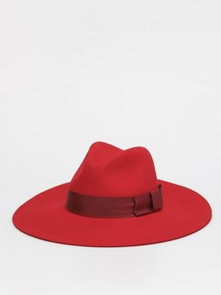 Klobouk Brixton Piper Hat (red burgundy)