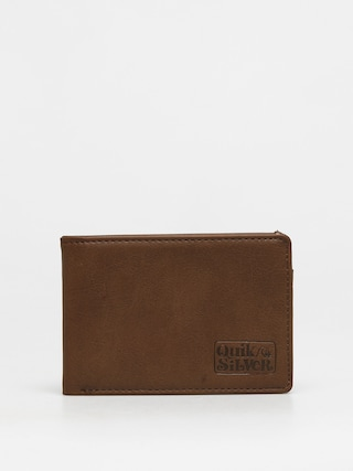 Penu011bu017eenka Quiksilver Slim Folder (chocolate brown)