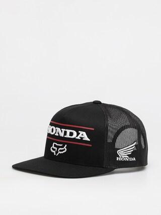 Kšiltovka  Fox Honda ZD (blk)