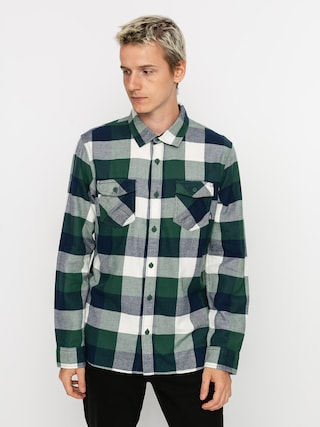 Kou0161ile Vans Box Flannel (pine needle/dress blues)