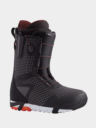 Boty na snowboard Burton Slx (black/red)