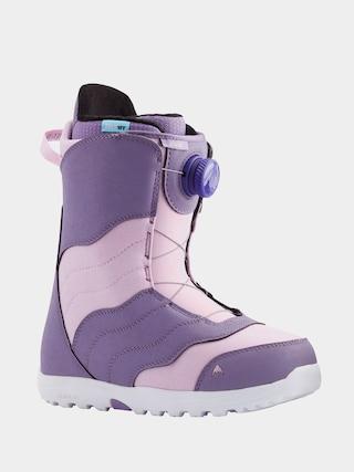 Boty na snowboard Burton Mint Boa Wmn (purple/lavender)