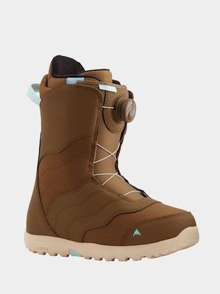Boty na snowboard Burton Mint Boa Wmn (brown)