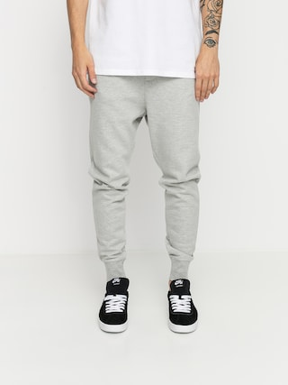 Kalhoty Quiksilver Rio (light grey heather)