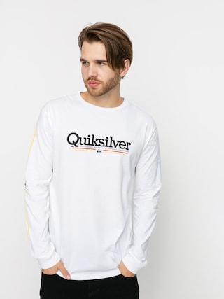 Triko Quiksilver Tropical Lines (white)