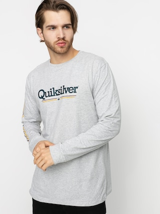Triko Quiksilver Tropical Lines (athletic heather)