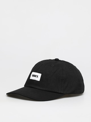 Ku0161iltovka  OBEY Bold Label Organic 6p ZD (black)