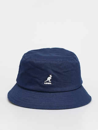 Klobouk Kangol Washed Bucket (deep sea)