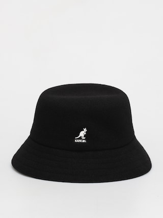 Klobouk Kangol Wool Lahinch (black)