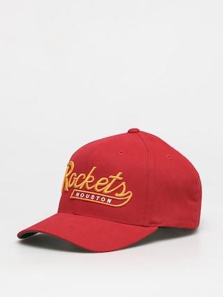 Kšiltovka  Mitchell & Ness Vintage Tailscript 110 Houroc ZD (red)