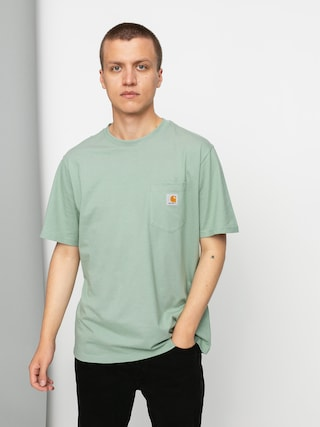 Triu010dko Carhartt WIP Pocket (frosted green)