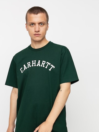 Triu010dko Carhartt WIP University (bottle green/white)