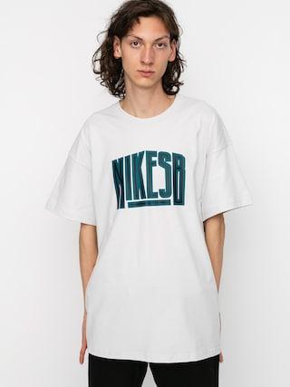 Tričko Nike SB Force (vast grey)
