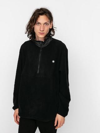 Fleecovu00e1 mikina DC Wilton (black)