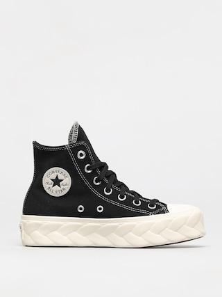 Boty Converse Chuck Taylor All Star Lift Cable Wmn (black/egret/black)
