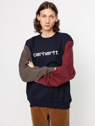 Mikina Carhartt WIP Carhartt Tricol (dark navy)