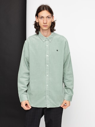 Kou0161ile Carhartt WIP Madison Cord (frosted green/black)