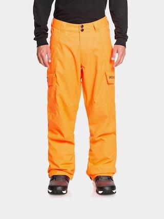 Snowboardovu00e9 kalhoty  DC Banshee (shocking orange)