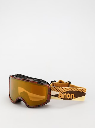 Bru00fdle na snowboard Anon Deringer Wmn (tort3/perceive sunny bronze)