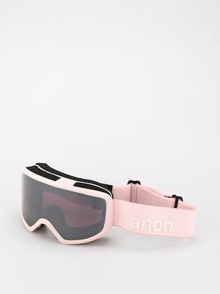 Brýle na snowboard Anon Deringer Wmn (wavy/perceive sunny onyx)