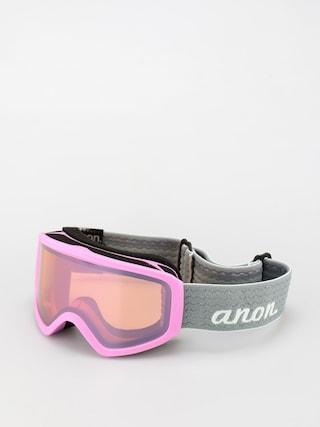 Bru00fdle na snowboard Anon Insight Perceive Wmn (gray pop/perceive cloudy pink)