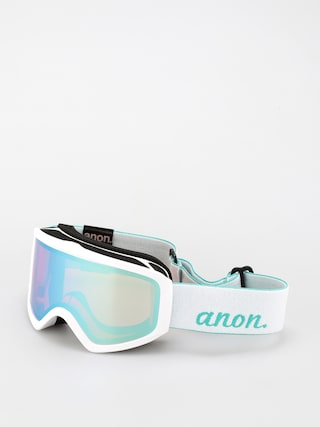 Bru00fdle na snowboard Anon Insight Perceive Wmn (white/perceive variable blue)
