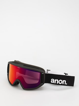 Bru00fdle na snowboard Anon Relapse (black/perceive sunny red)