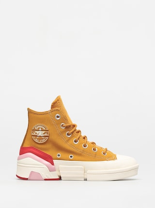 Boty Converse CPX70 Wmn (saffron yellow/university red)