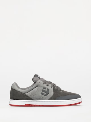 Boty Etnies Marana (grey/dark grey/red)