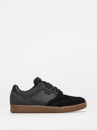 Boty Etnies Veer (black/dark grey/gum)