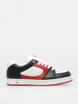 Boty eS Accel Og (black/white/red)