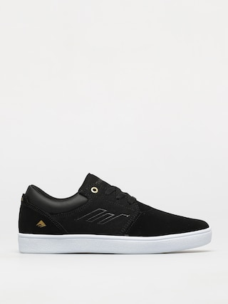 Boty Emerica Alcove Cc (black/white/gold)