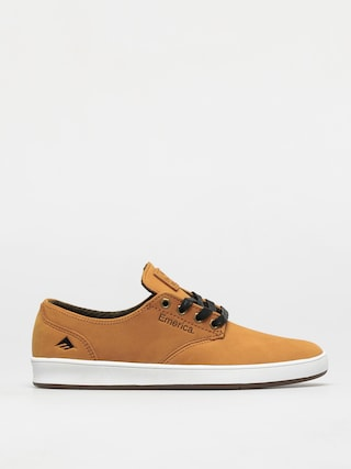 Boty Emerica The Romero Laced (brown/gold/black)