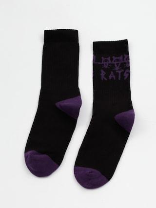 Ponou017eky Malita Rats (black/violet)