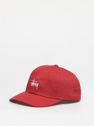 Ku0161iltovka  Stussy Stock Low Pro ZD (red)