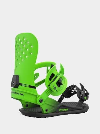Snowboardovu00e1 vu00e1zu00e1nu00ed Union Strata (acid green)