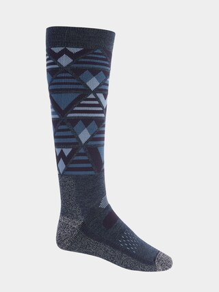 Ponožky Burton Performance Midweight (dark slate heather)