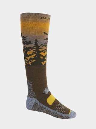 Ponožky Burton Performance Midweight (sunrise)