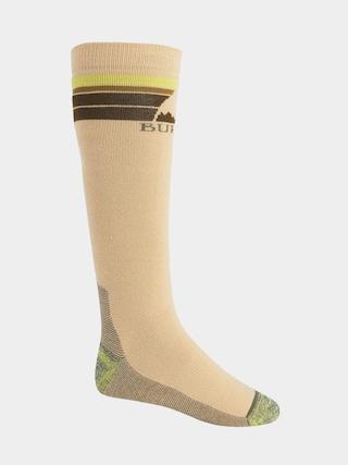 Ponožky Burton Emblem Midweight (irish cream)