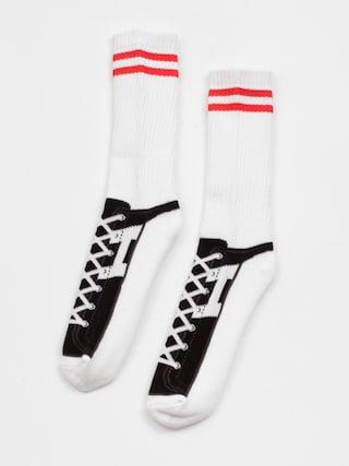Ponožky HUF Hupper 2 (black)