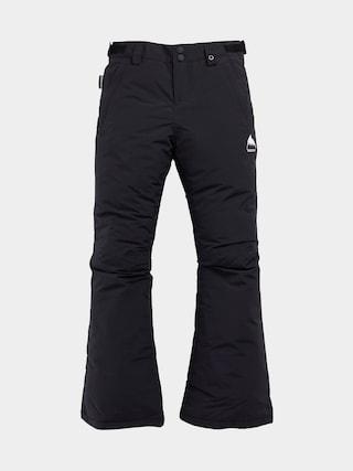 Snowboardovu00e9 kalhoty  Burton Sweetart (true black)