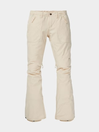Snowboardovu00e9 kalhoty  Burton Vida Wmn (creme brulee)
