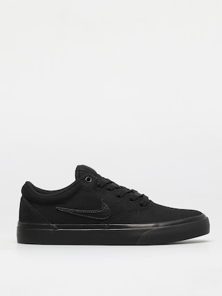 Boty Nike SB Charge Canvas (black/black-black)