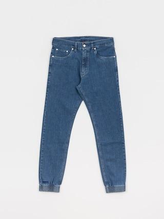 Kalhoty Prosto Jeans Jogger Lineout (blue)