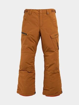 Snowboardovu00e9 kalhoty  Burton Exile Cargo (true penny)