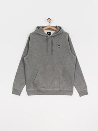 Mikina s kapucí DC Riot HD (medium grey heather)