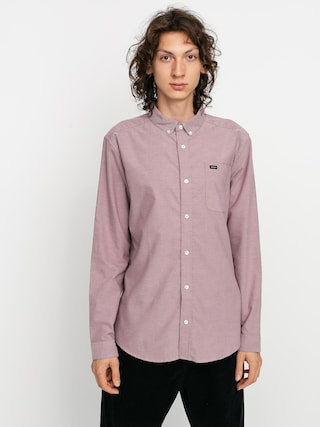 Kou0161ile RVCA Thatll Do Stretch Ls (merlot)