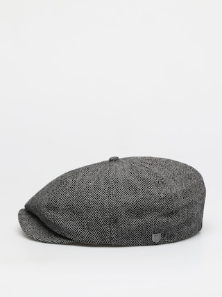 Klobouk s ku0161iltem Brixton Brood Snap Cap (grey/black)