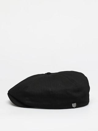 Klobouk s ku0161iltem Brixton Brood Snap Cap (black)