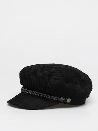 Klobouk s kšiltem Brixton Bosmanka Ashland Cap Wmn (jet black)
